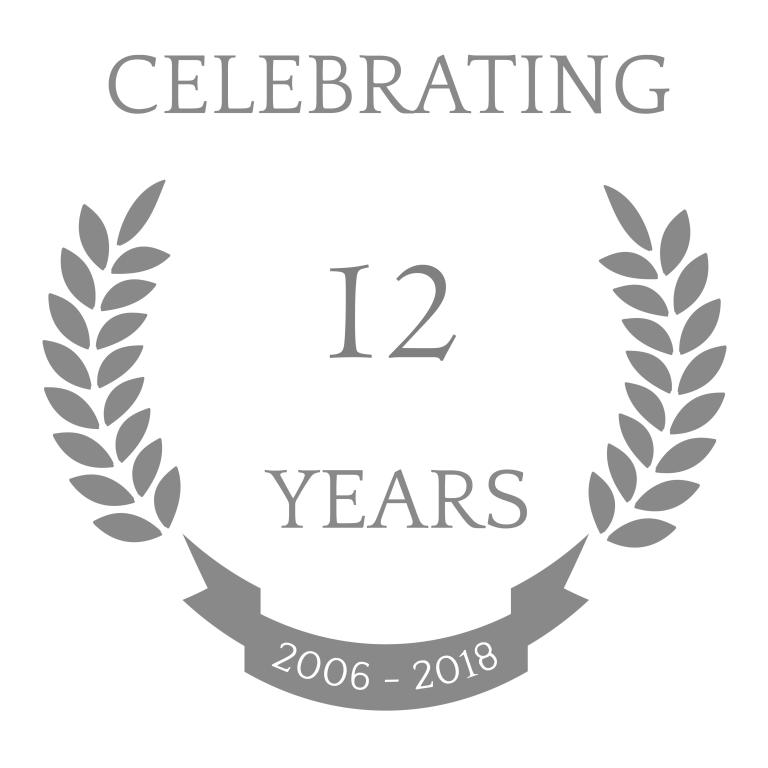 12 year Logo KF