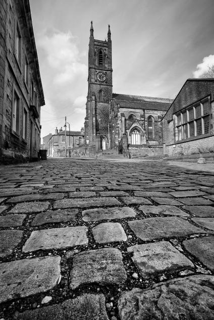 honley-church
