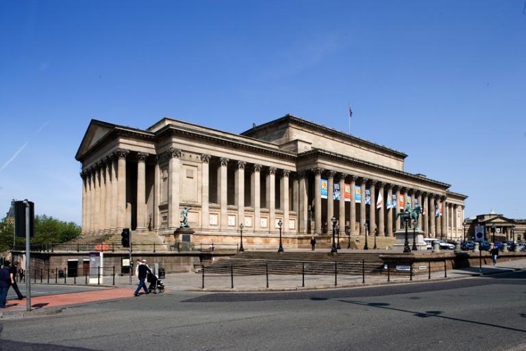 St.Georges Hall, Liverpool