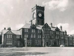 high royds hospital june 1965 sm