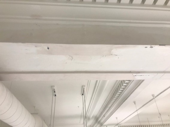 soffit repairs